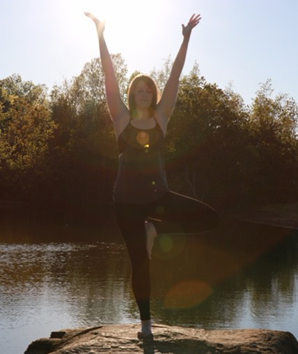 Hollie Gentry, Yoga Instructor