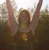 Hollie Lloyd, Yoga Instructor